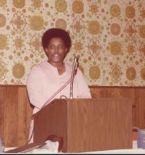 Rev. Ann McDonald - 1979