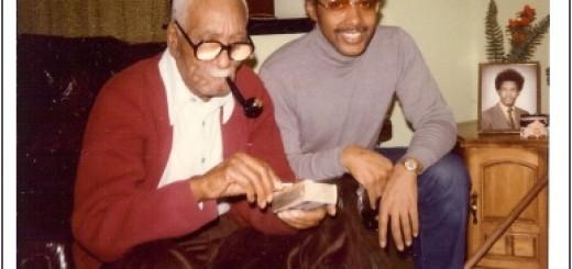 Coleman Crawford Sr and Grandson William Weir